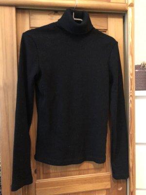 Bohoo Turtleneck Sweater black
