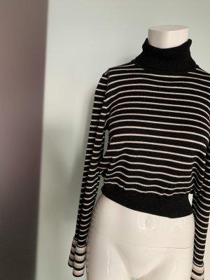 Rollkragen Pullover Shirt Gr 34 36 S von Absolutely New York