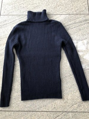 Allude Cashmere Jumper dark blue