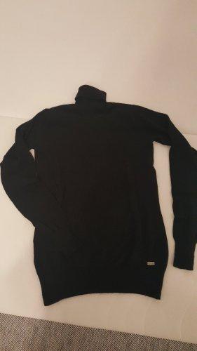 Barbour Turtleneck Sweater black