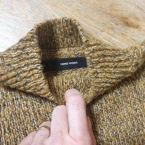 rollkragen Pullover von ONLY