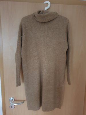 Only Knitted Dress beige-camel