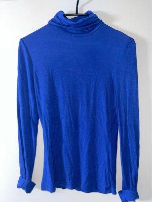 H&M Turtleneck Shirt blue