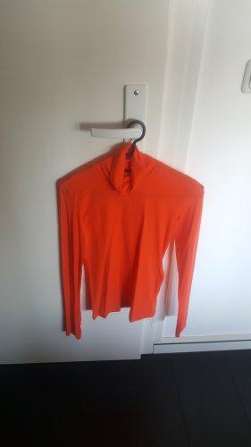 marc cain sports Turtleneck Shirt neon orange