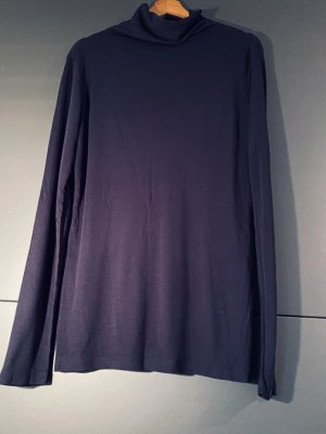 Marc O'Polo Turtleneck Shirt dark blue