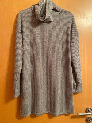 Amazon fashion Longsleeve Dress silver-colored