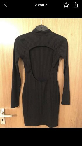 Missguided Tube Dress black