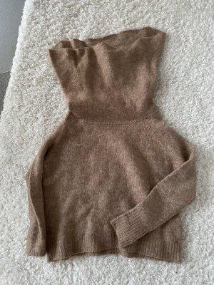 Only Turtleneck Sweater beige