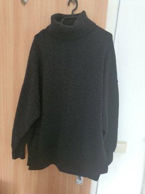 H&M Maglione dolcevita nero
