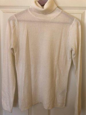 Kingfield Turtleneck Sweater natural white