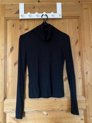 Sheinside Turtleneck Sweater black