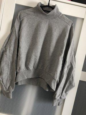 Rollkragenpullover Crop Sweater Zara Größe L