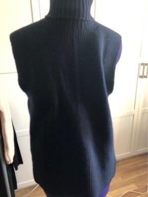 Closed Cashmere Jumper dark blue cashmere