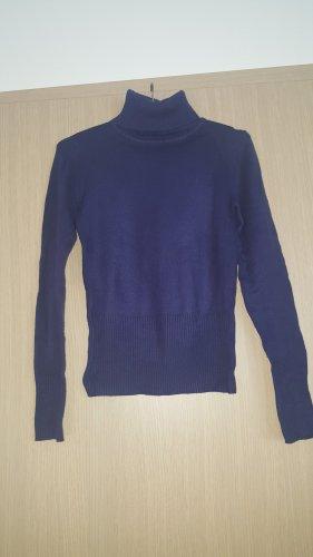 Livre Turtleneck Sweater dark blue