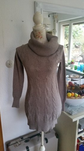 Cable Sweater light brown