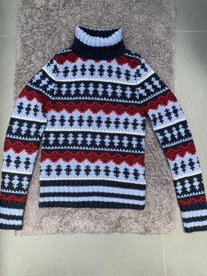 Fishbone Norwegian Sweater multicolored