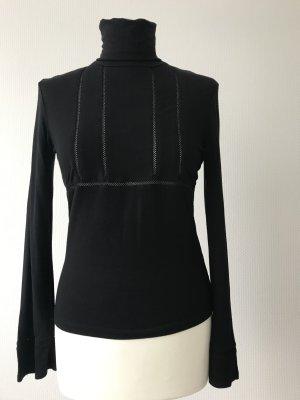 Tintoretto Turtleneck Sweater black viscose
