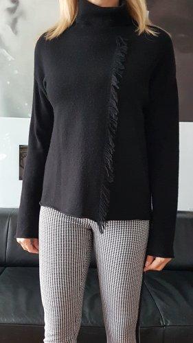 Caspar David Turtleneck Sweater black