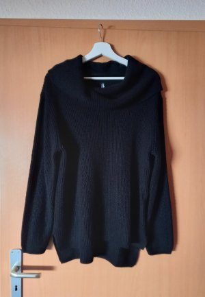 Colours of the World Wool Sweater black