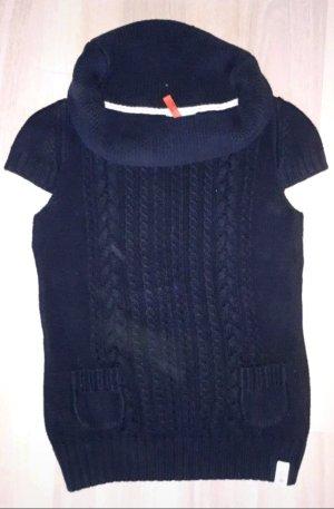 s.Oliver Short Sleeve Sweater black