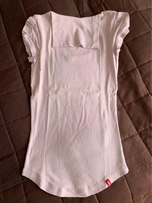 edc Koszulka z golfem różany