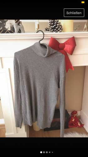 TCM Turtleneck Shirt light grey
