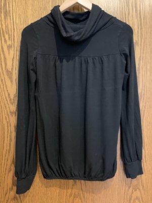 Northland Camisa de cuello de tortuga negro