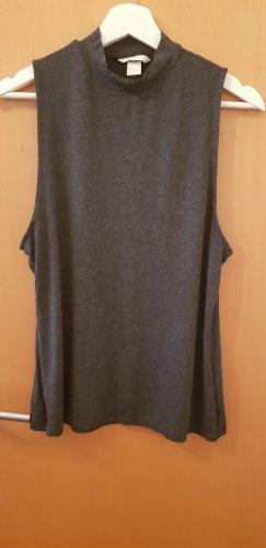 H&M Turtleneck Shirt grey