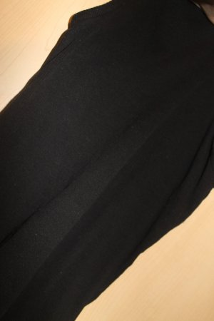 AJC Neckholder Top black mixture fibre