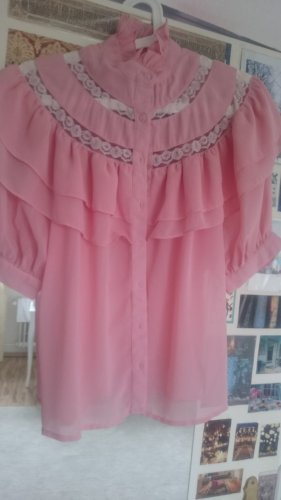 Romantic Empire Blouse