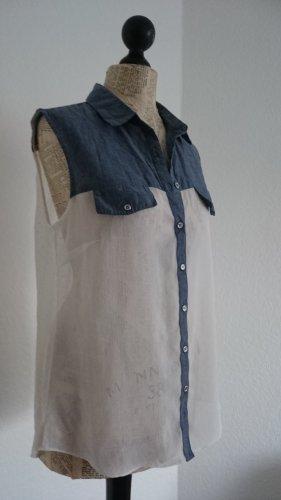 Romantische Bluse, Größe 38