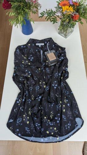 Romantische Bluse mit Blumen Silvien Heach gr XS/S