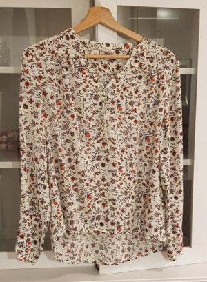 Romantische Bluse mit floralem Muster von ESPRIT