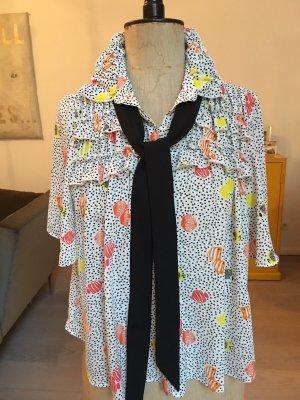 Romantische Bluse von Zara