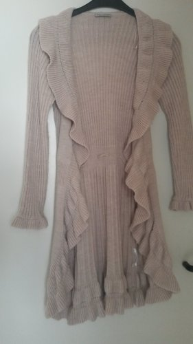 Knitted Coat light pink