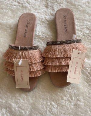 Romantische Sandaletten