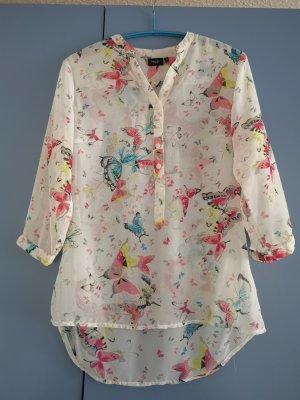 Bexley's Woman Slip-over blouse veelkleurig Polyester