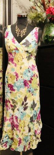 Debenhams Chiffon Dress multicolored