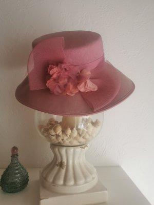 Cappello parasole rosa chiaro