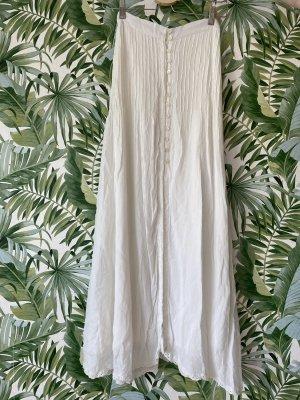 House of harlow 1960 Maxi Skirt natural white-white viscose