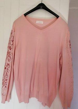Romantischer Pullover von Pfeffinger