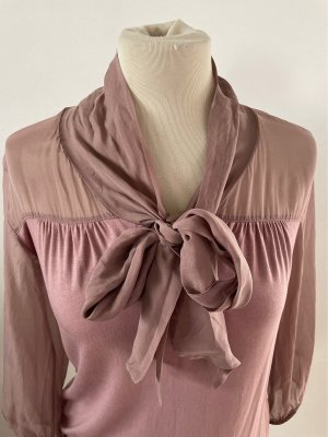 BC Collection Slip-over blouse stoffig roze