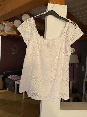 Carmen Shirt white