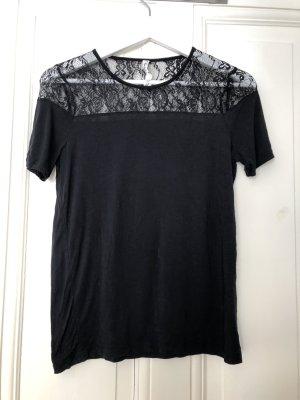 Pepe Jeans Gehaakt shirt zwart