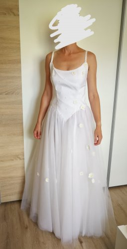 BELLA Wedding Dress white