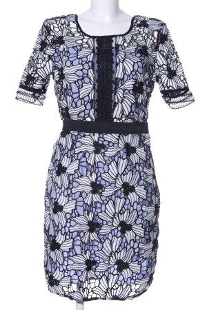 Romeo & Juliet Couture A-Linien Kleid Allover-Druck Business-Look