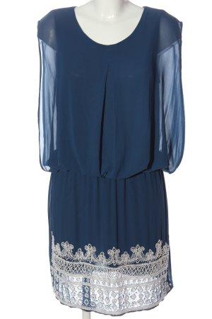 Romeo & Juliet Couture Abito blusa blu stile casual