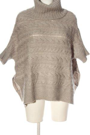 Romeo & Juliet Couture Maglione a maniche corte grigio chiaro puntinato
