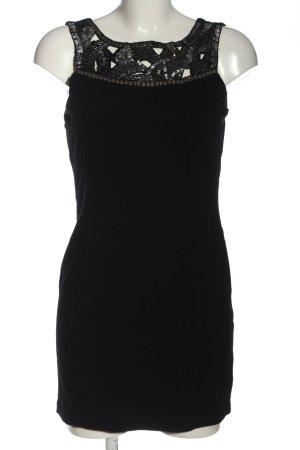 Romeo & Juliet Couture Mini Abito nero elegante