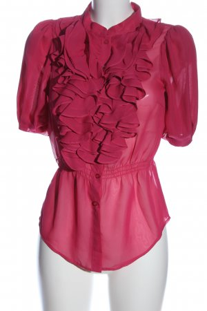 Romeo & Juliet Couture Rüschen-Bluse
